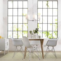 You'll love the Otis Dining Table at AllModern - With Great Deals on modern Dining & Kitchen  products and Free Shipping on most stuff, even the big stuff.