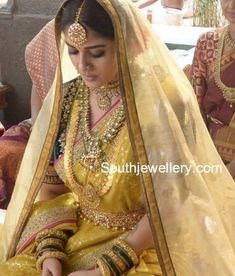 nayanthara jewellery syeraa narasimha reddy
