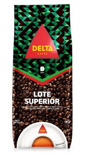 Superior Lot; The Superior blend offers a full-bodied coffee with a subtle discreet level of acidity and a characteristic active aroma. It makes a drink with a full and gentle flavour with a consistent palate.