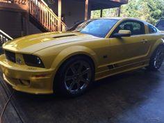 Saleen For Sale http://ebay.to/2rPddOK #Saleen #SaleenForSale 2006 Ford Mustang Saleen S281
