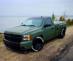 Custom Chevy Trucks, Chevy Pickup Trucks, Gm Trucks, Chevy Pickups, Chevrolet Trucks, Diesel Trucks, Cool Trucks, Chevy Stepside, Lifted Chevy