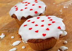 Pepperkakemuffins Norwegian Food, Norwegian Recipes, Cake Recipes, Cupcake, Pudding, Muffins, Sugar, Cookies, Baking