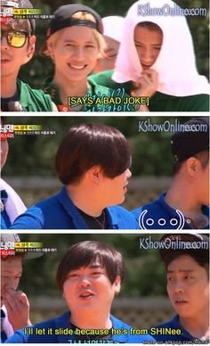 This is why I love Taemin OMG he makes my day everyday #Taemintrash