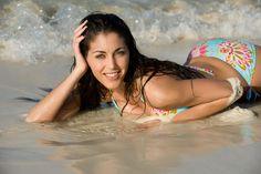 Miss Argentina 2009 - Joy Lasic - Miss Universe Bikini Swimsuit Shoot - 2009 Contestants Swimsuits, Bikinis, Swimwear, Nassau Bahamas, Miss Usa, Beach Shoot, Nude Beach, Paradise Island, Beauty Pageant