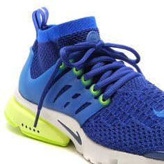 """Nike Flyknit Presto """"Sprite"""" And """"Cool Grey"""" Releasing This Summer Page 3 of 5 - SneakerNews.com"""