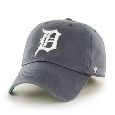 6279bdbaadb Detroit Tigers 47 Brand Home Vintage Franchise Fitted Hat Detroit Tigers Hat