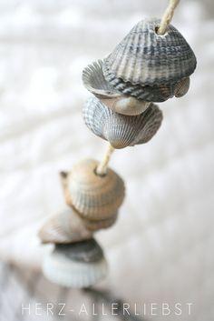 Muscheln und Steine ~ Herz-Allerliebst