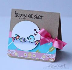 A Busy Little Craftee Bee: Lawn Fawn: Happy Easter
