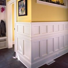 Looking to do a 2-tier shaker wainscoting kit? Then call us now ...