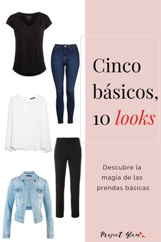 Womens Style Discover 5 basic 10 looks Star Fashion Daily Fashion Love Fashion Ladies Fashion Office Outfits Casual Outfits Cute Outfits Moda Casual Casual Chic Fashion Capsule, Fashion Outfits, Womens Fashion, Fashion Tips, Ladies Fashion, Star Fashion, Daily Fashion, Casual Work Outfits, Cute Outfits