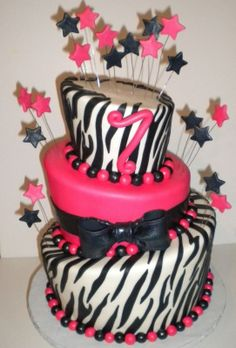 Diva Party Decorations | Diva Cake | Party Ideas