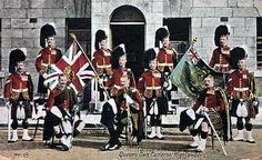 Queen's Own Cameron Highlanders