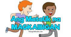 Ang Matalik na Magkaibigan (Maikling Kwento) Autobiography Writing, Happy Easter Quotes, Lesson Plan Examples, Short Stories For Kids, Tagalog, Meme Faces, Pinoy, Bts Pictures, Smurfs