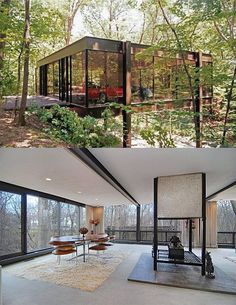 Modern House Design & Architecture : Ferris Bueller House