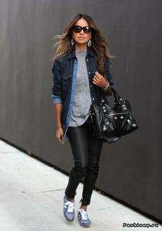 Street style | Sneackers