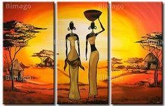 Risultato della ricerca immagini di Google per http://www.bimago.it/media/catalog/product/cache/3/2/100623/6/image/5e06319eda06f020e43594a9c230972d/Quadro_contemporaneo_Amiche_africane_4.jpg