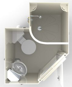 TAPLANES LTD Bathroom pods shower pods modular prefabricated shower cubic... on BPi Harrogate