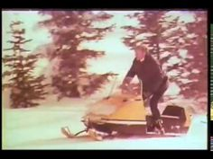 Sara Dufour - Chez nous c'est ski doo - YouTube Ski Doo, Hors Route, Routes, Snowmobiles, Skiing, Movie, Vintage, Youtube, Ski