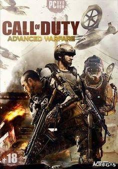 تحميل كراك لعبة call of duty advanced warfare