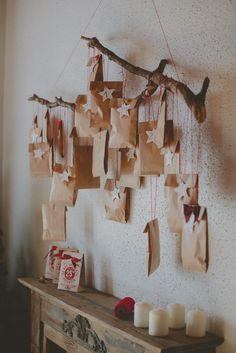 Tuto complet DIY Calendrier de l'Avent Mes Petits Packagings