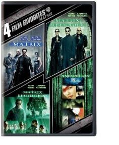 The Matrix trilogy with Keanu Reeves Monica Bellucci Laurence Fishburne      http://www.amazon.com/gp/offer-listing/B001DJLD1M/ref=as_li_tf_tl?ie=UTF8=1789=9325=B001DJLD1M=am2=taddhoover-20