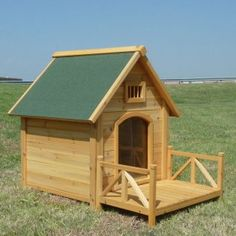 http://www.doghouses.com/dog-houses/wood-dog-houses/specialbuyduplexwooddoghouse.cfm