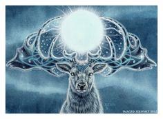 deer-crade-of-starlight-by-art-of-sekhmet