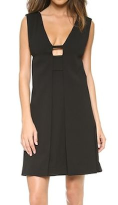 sleeveless box pleat dress  http://rstyle.me/n/h83kdpdpe