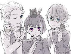 B-Project Manga Boy, Gods And Goddesses, Doujinshi, How To Draw Hands, Geek Stuff, Kawaii, Drawings, Naruto, Projects