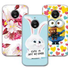 """Cute Cartoon Soft TPU Case Coque For Moto E4 Plus 5.5"""" Colorful Mermaid Funda For Motorola Moto E4 Plus Capa #Affiliate"""