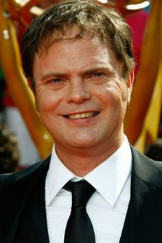 Rainn Wilson.. I'm obsessed with this man