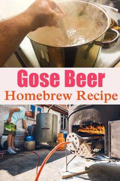 Homebrewing Rezepte Homebrewing Rezepte Gose Beer Home . Brewing Recipes, Homebrew Recipes, Beer Recipes, Make Beer At Home, How To Make Beer, Wine Chart, Home Brewing Beer, Homebrewing, Wine Parties