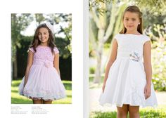 vestidos en blonda talle bajo ceremonia niñas - Buscar con Google