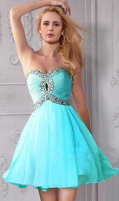 42 best Aqua Prom Dresses images on Pinterest | Nice dresses, Prom ...