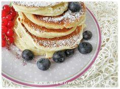 Pancakes, am besten mit Nutella oder selbstgemachter Marmelade