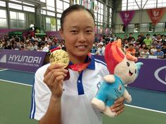 Taiwan's Chang wins gold in women's singles tennis at Universiade | Entertainment & Sports | FOCUS TAIWAN - CNA ENGLISH NEWS