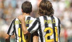 Del Piero and Pirlo