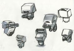 Pixar Concept Art Collection - Animation, Daily Art