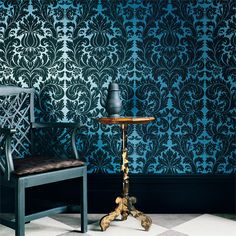Zoffany - Luxury Fabric and Wallpaper Design | Products | British/UK Fabric and Wallpapers | Nureyev (ZNUP03008) | Nureyev Wallpapers