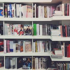 Artwords Bookshop in Shoreditch, London / photo by communiqué