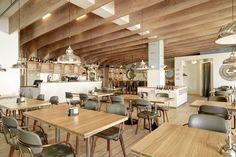 Restaurant Hafen by Susanne Fritz Architekten, Romanshorn – Switzerland » Retail Design Blog