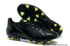 watch 57093 0f893 2014 Brazil World Cup Adidas Copa Mundial FG Black Fluorescent Yellow adidas  adizero F50 Metallic TRX