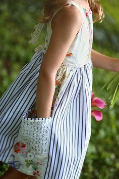 June Dress - Violette Field Threads  - 10