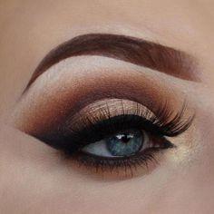 519e9bc4cd7 Stunning hooded eye makeup #hoodedeyemakeup Makeup Ideas, Eye Makeup  Designs, Eye Makeup Tips