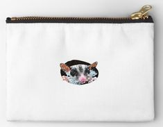 Rat Zipper Pouch Funny Rats, Zipper Pouch, Are You The One, Vibrant, Cold, Canvas, Tees, Prints, T Shirt