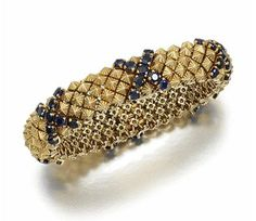 Sapphire Bracelet, Marchak