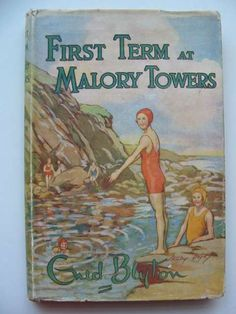 The Malory Towers series was a brilliant read when I was a kid.