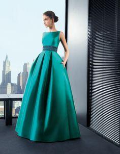 El verde esmeralda, el color del año | Rosa Clará