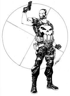 Punisher mask - nov2nd2015 by SpiderGuile.deviantart.com on @DeviantArt