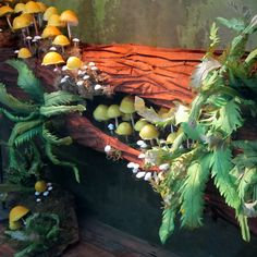 Love the remarkable creativity that goes into the @Anthropologie windows. September's mushrooms are so fanciful!